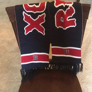 Accessories - Boston Red Sox Fan Scarf